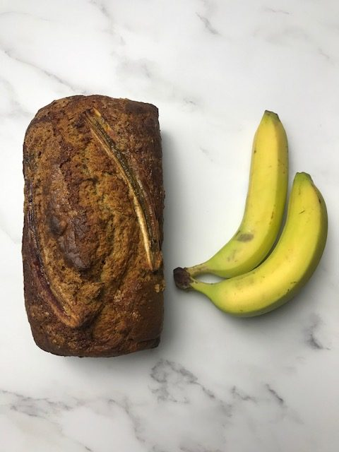The Mindful Cook Banana Bread