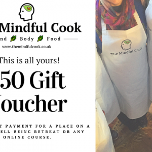 The Mindful Cook Gift Voucher