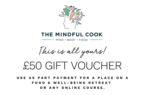 The Mindful Cook Voucher