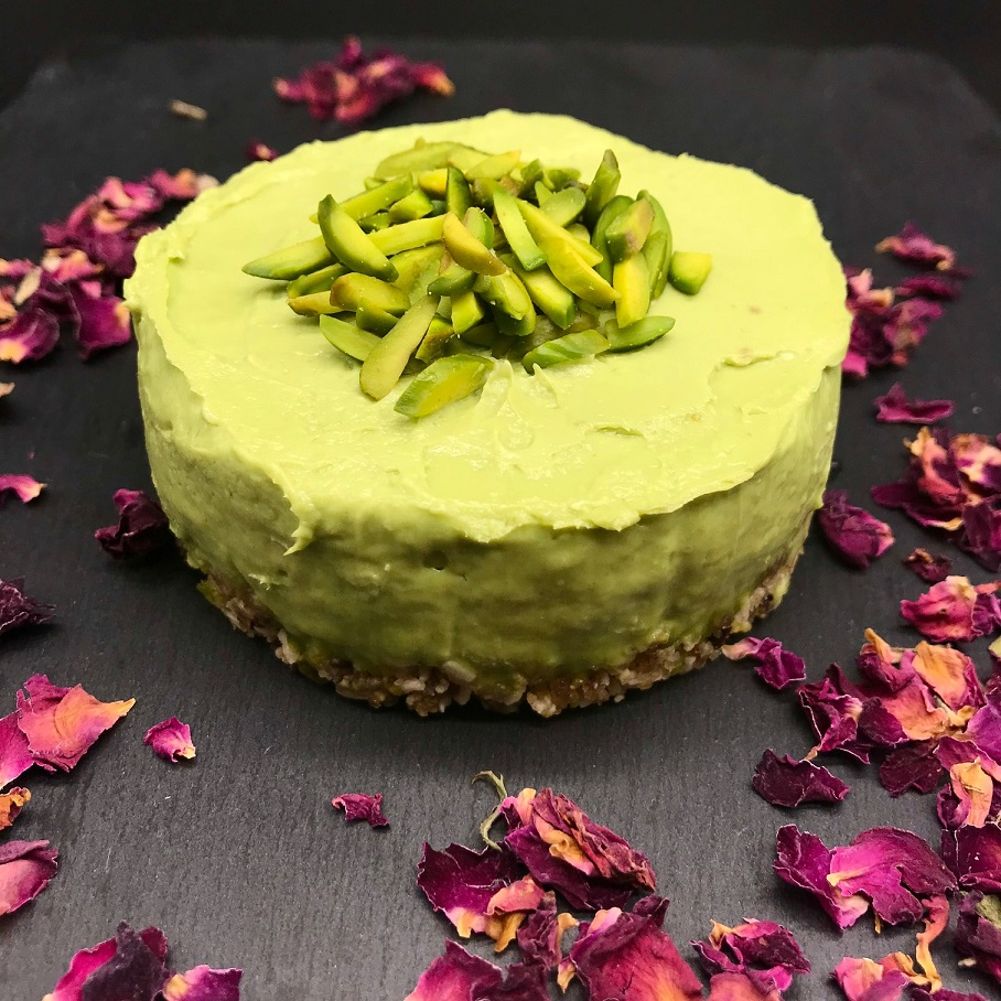 The Mindful Cook Raw Key Lime Pie