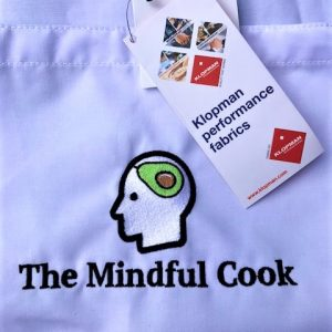 The Mindful Cook apron