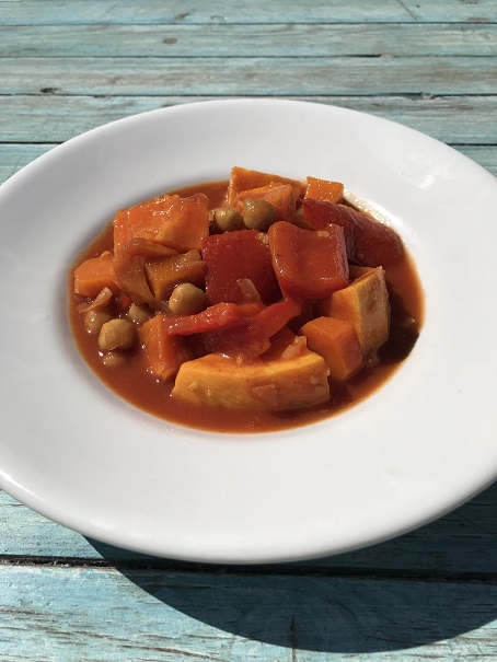 The Mindful Cook Tagine