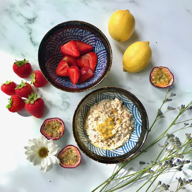The Mindful Cook Bircher