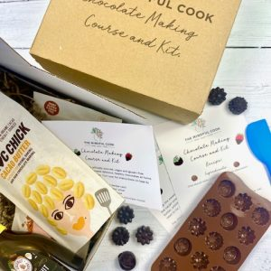The MIndful Cook Chocolate Making Kit and Course